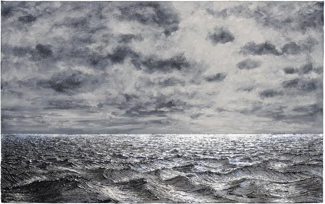 Wulf Winckelmann, 'Westlich von Achill Island', 2016, Painting, Mixed media on canvas, Bode Gallery