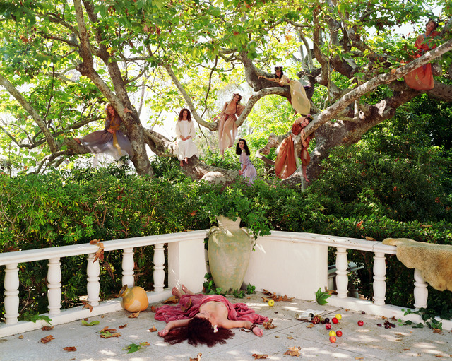 "Eleanor Antin, 'The Tree from ""The Last Days of Pompeii""', 2001, Ronald Feldman Gallery"