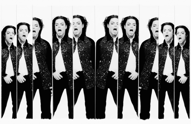 , 'Michael Jackson III, New York City,' 1999, Holden Luntz Gallery