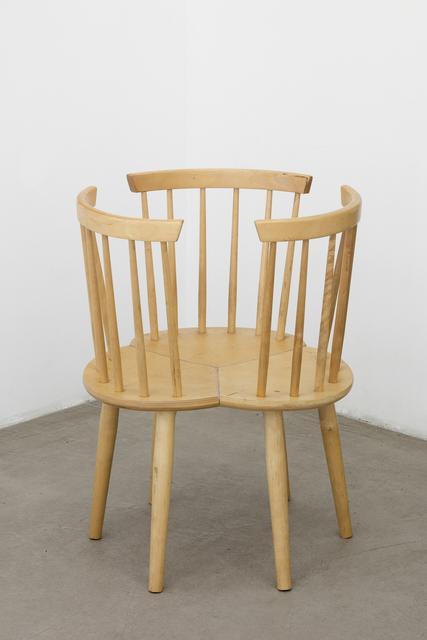 , 'Negotation,' 1995-1998, Galerie Anhava