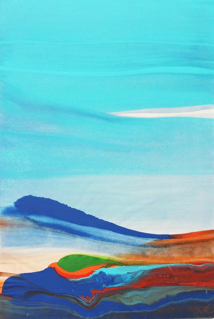 , 'Color Rimpa 5,' 2015, Galería La Caja Negra