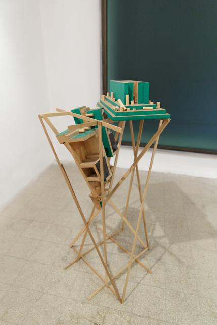 , 'Double Parthenon,' ca. 1980, Contemporary by Golconda