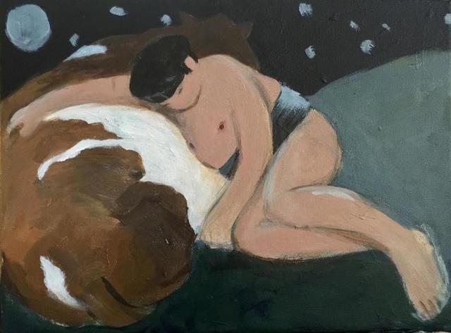 , 'Sumo 41,' 2018, Carter Burden Gallery