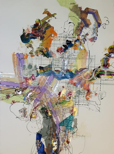 , 'Upload,' 2016, Ro2 Art