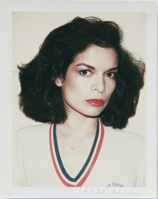 , 'Andy Warhol, Polaroid Portrait of Bianca Jagger,' ca. 1981, Hedges Projects