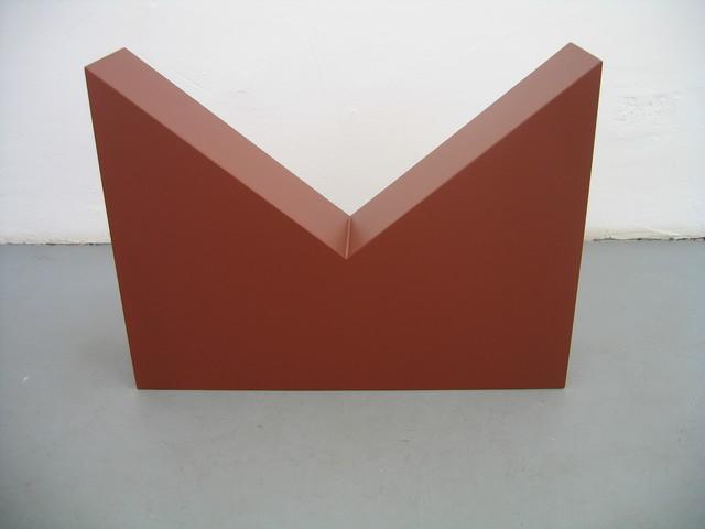 , 'Red M,' 2005, Sebastian Fath Contemporary