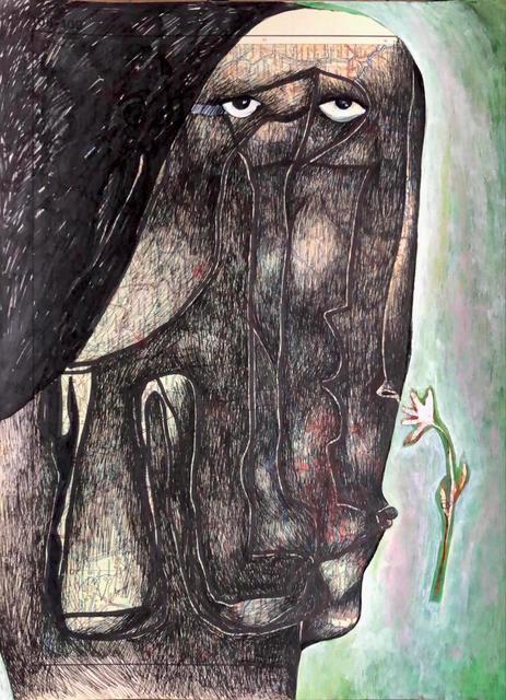 , 'Untitled,' 2020, Mashrabia Gallery of Contemporary Art
