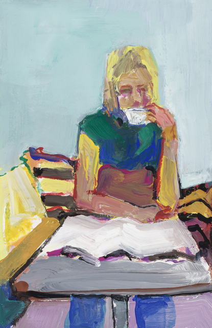 William Rushton, 'A Plan', 2019, Andra Norris Gallery