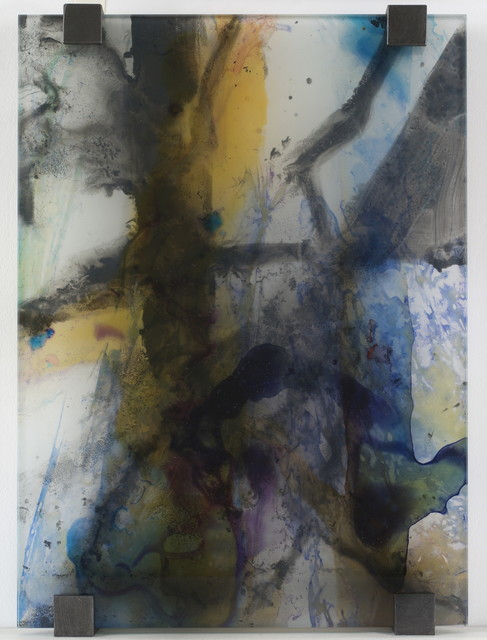 , 'Trees 8,' 2016, Galerie Nathalie Obadia