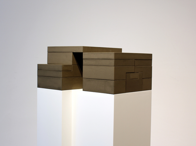 , 'Programa I: Bloques cambio de conversación,' 2014, Galería OMR