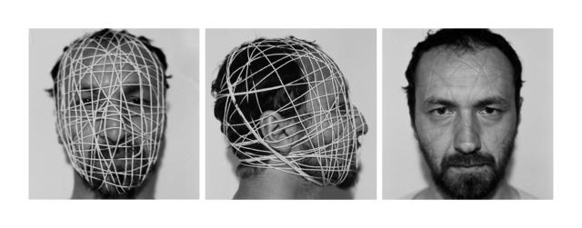 , ' Mask series #2,' 1976, Art Encounters Foundation
