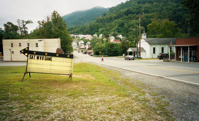 , 'Fayette, West Virginia,' 2014, MIYAKO YOSHINAGA