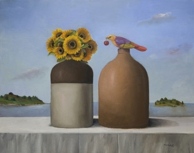 , 'Bird and Still Life,' , Clark Gallery