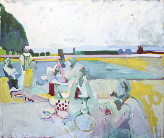 , 'Picnic with Dotted Bowl ,' 1960, Studio Shop Gallery