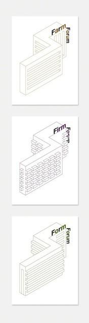 Liam Gillick, 'Farm Form Firm Forum', 2014, MLTPL