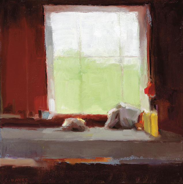 , 'Summer Window,' , Dowling Walsh