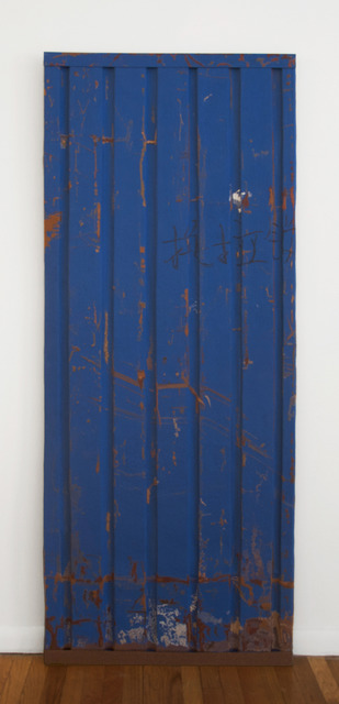, 'Blocked Scenery No. 4,' 2013, Klein Sun Gallery