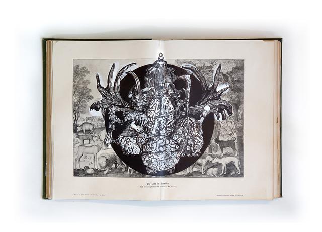 , 'Die Tiere im Paradies,' 2012, Galerie Elisabeth & Klaus Thoman