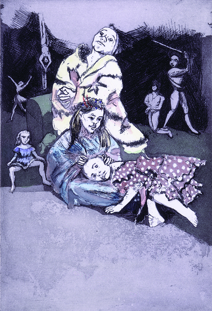 , 'The Children's Crusade - Execution,' 1996-1998, Marlborough London