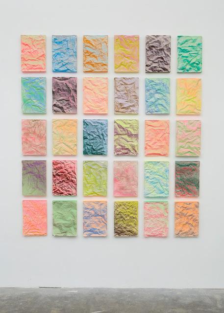 Rana Begum, 'No. 897 Folded Grid', 2019, Jhaveri Contemporary