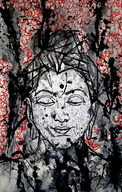 , 'Gautama Buddha ,' 2014, The Directed Art Modern