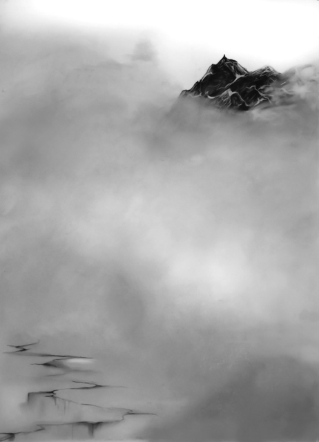 , 'Fog on the Mountain,' 2017, Galleri Duerr