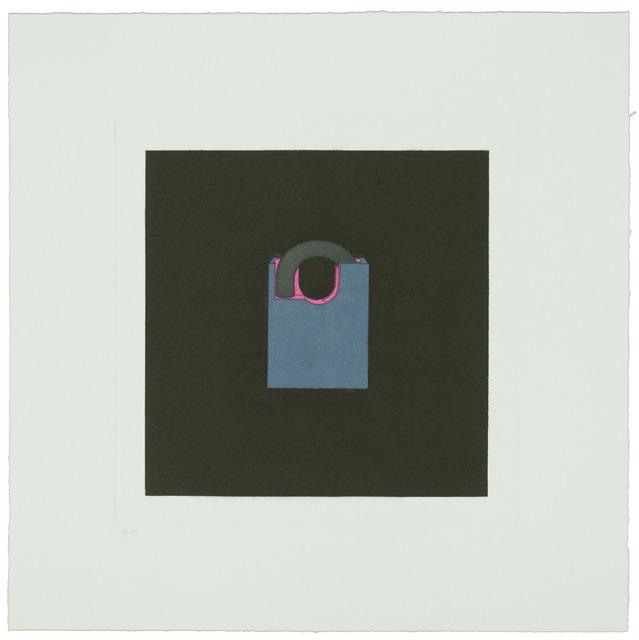 , 'The Catalan Suite I - Padlock,' 2013, Polígrafa Obra Gráfica