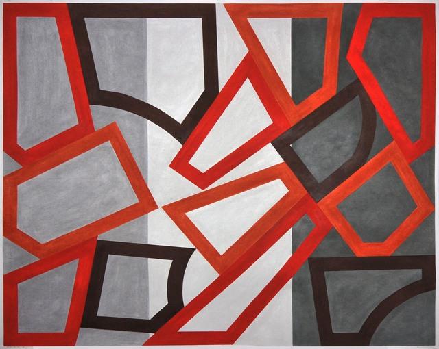 , 'Form and rhythm #10,' 2014, Alfonso Artiaco