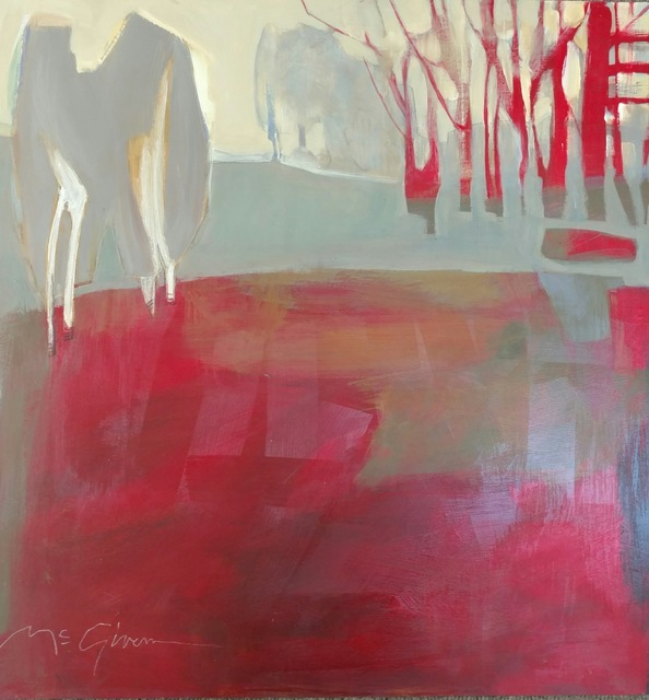 Peggy McGivern, 'Red', Gildea Gallery