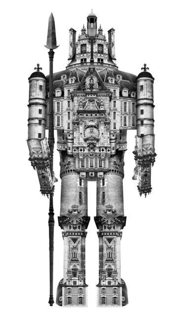 , 'FRENCH CHATEAU GLOBOBOT.FRENCHCHATEAU01,' 2014, Michele Mariaud Gallery
