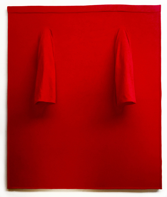 , 'red ass,' 2015, Spinello Projects