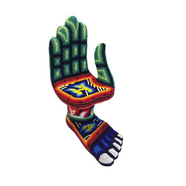 , 'Hand Foot Sculpture,' 2015, Trouvé