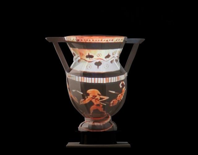 , 'Worrior Vase,' 2017, J+