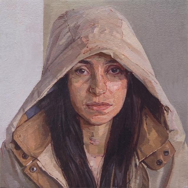 , 'Daniela,' 2016, Abend Gallery