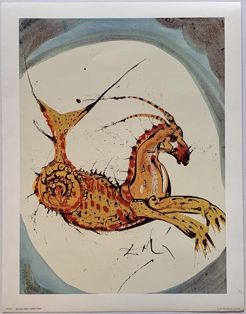 Salvador Dalí, 'Capricorn', 1969, Puccio Fine Art