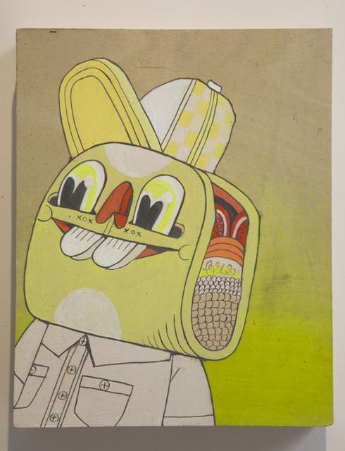 , 'Tuffy,' 2016, Mirus Gallery