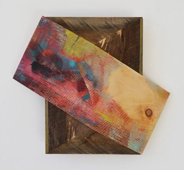, 'Board Series #25,' 2018, Tansey Contemporary