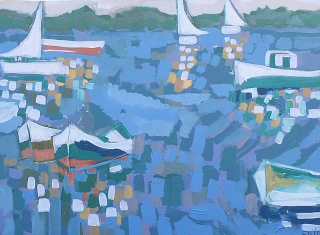 , 'Safe Harbor ,' 2019, Shain Gallery