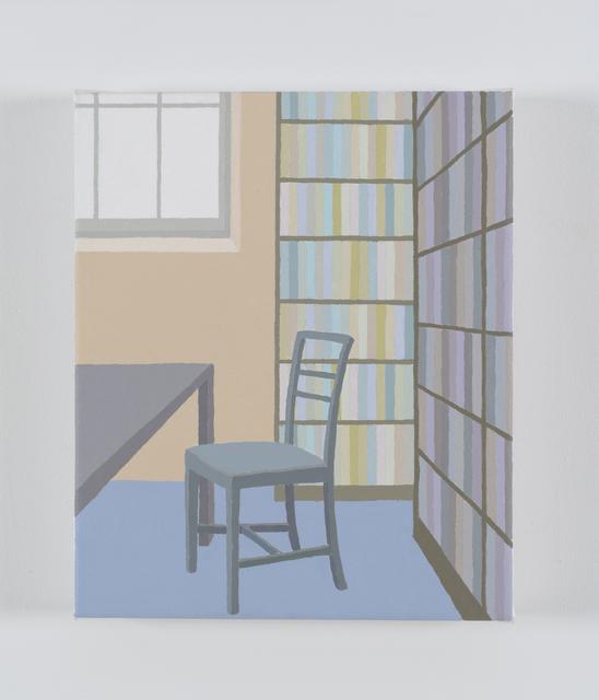 , 'Library 5,' 2017, Sapar Contemporary