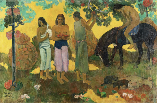 , 'Rupe Rupe (The Fruit Harvest),' 1899, Fondation Beyeler