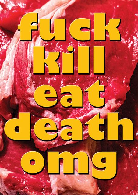 , 'Fuck Kill,' 2014, Temnikova & Kasela