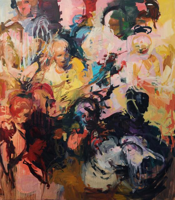 Samuel Evensen, 'Audience To A Birth', 2014, Mana Contemporary