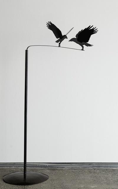, 'Black Birds,' 2015, Conny Dietzschold Gallery