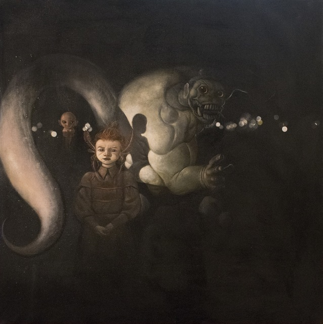 , 'Siggy, Tiberius and Me,' 2016, Qube Gallery
