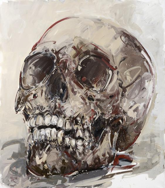 , 'Vanité,' 2012, Galerie Laurent Strouk