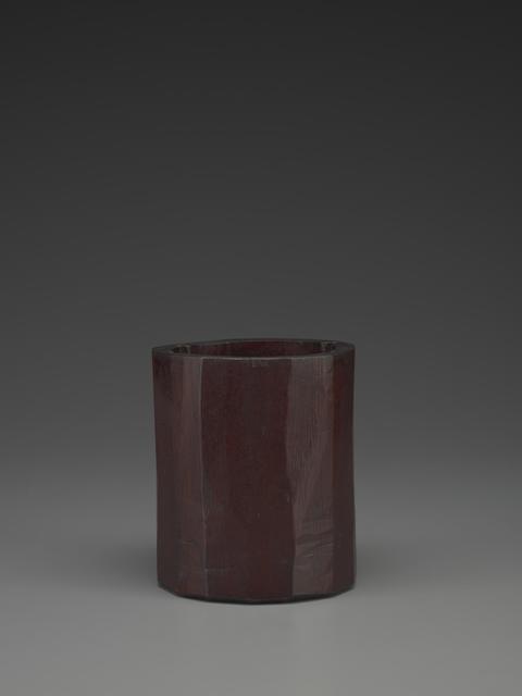 Tanabe Chikuunsai I, 'Insert for Wide-Mouthed Flower Basket; (Sashiko Hirokuchi Hana Kago)', 1919, Design/Decorative Art, Bamboo, Indianapolis Museum of Art at Newfields