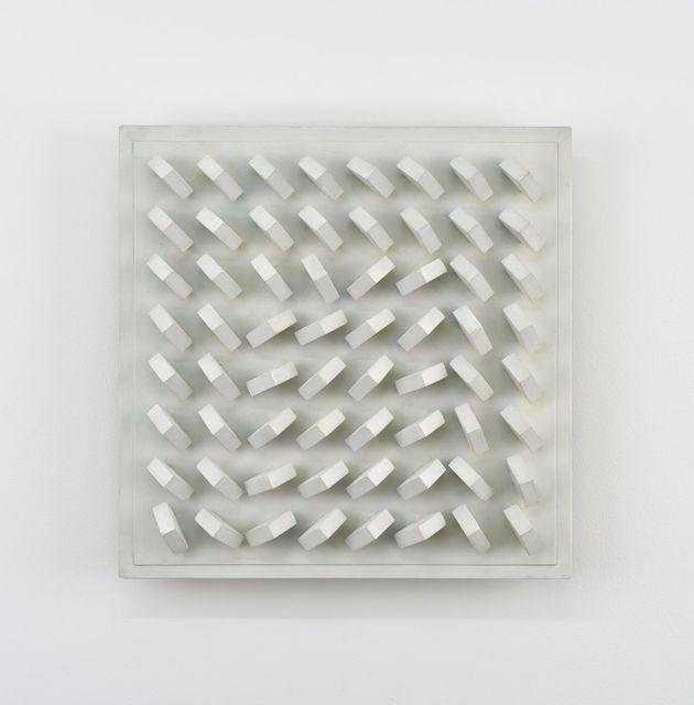 , 'Atmosphère chromoplastique n°183,' 1967, Galerie Mitterrand