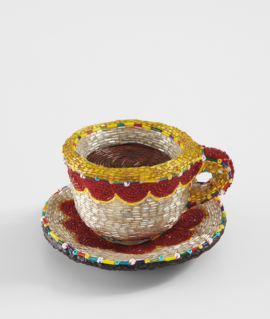 Liza Lou, 'Cup and Saucer', 1999, Phillips