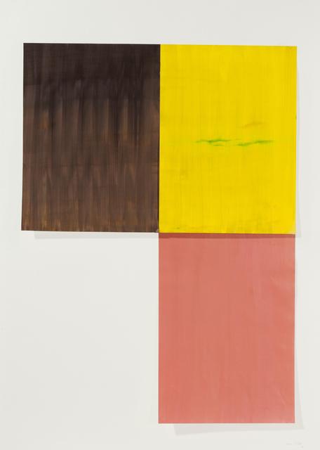 , 'Untitled AB,' 2014, Galería Lucia de la Puente