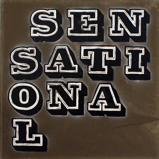 , 'Sensational,' 2008, Black Book Gallery